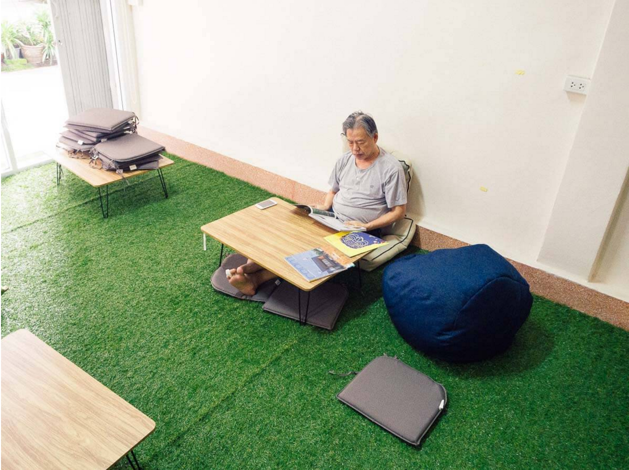 poolsub coworking space in bangkok